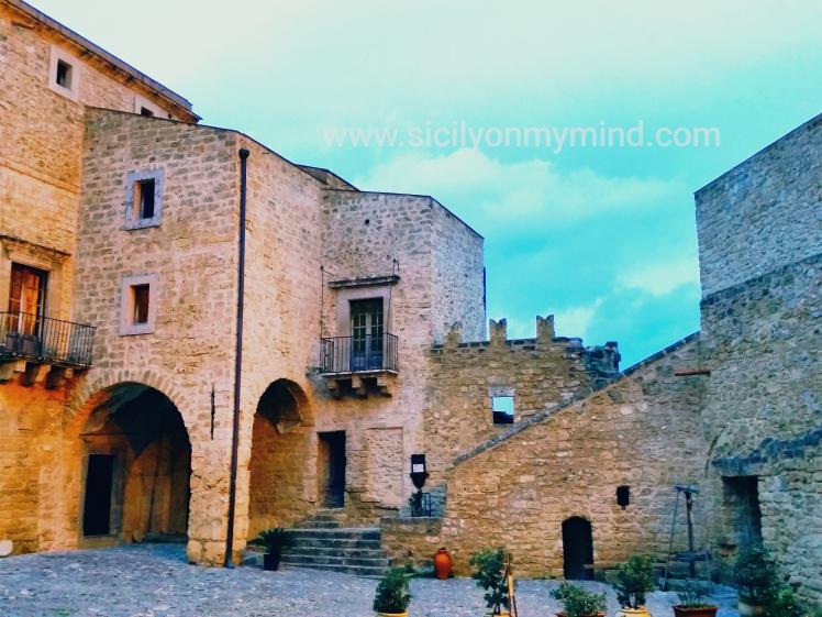 carini castle sicily