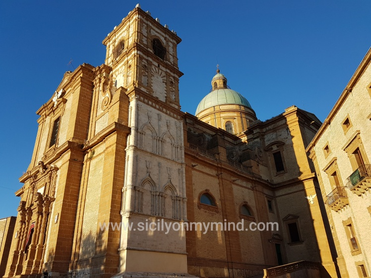 piazza armerina - cathedral - tower bell - sicily